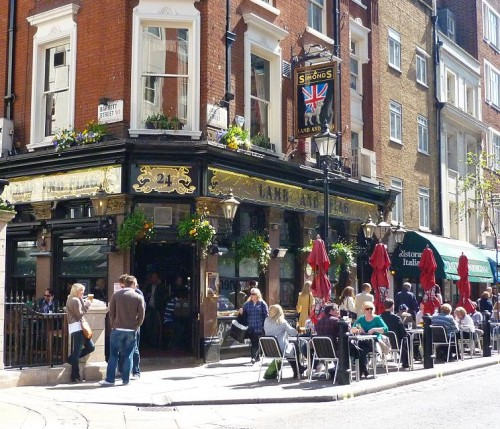 London James Street terrasse.jpg