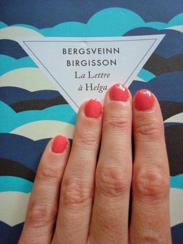 livres,littérature,romans,la lettre à helga,bergsveinn birgisson,actu,actualité