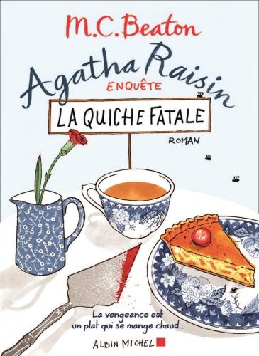 agatha raisin,m. c. beaton,costwolds,polars,romans policiers,actu,actualité