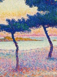giverny,henri-edmond cross,peintre,peinture,impressionniste,impressionnisme,pointillisme,actu,actualité