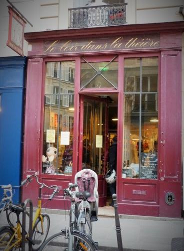 le loir dans la théière,rue des rosiers,salon de thé,actu,actualité,paris