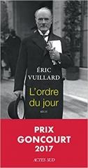 livres,essai,littérature,éric vuillard,actu,actualité,goncourt,prix goncourt