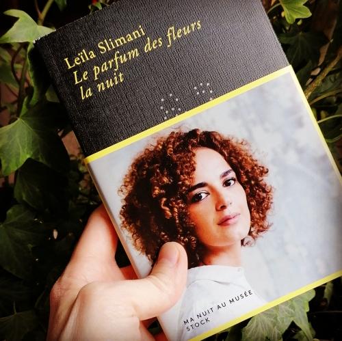 poésie,lecture,littérature,leïla slimani,le parfum des fleurs la nuit,actu,actualité