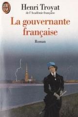 livres,littérature,henri troyat,la gouvernante française,actu,actualité