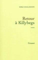 livres,littérature,sorj chalandon,retour à killybegs,irlande,actu,actualité