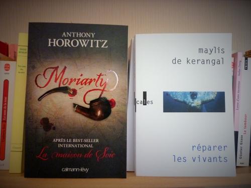 livres,shopping,anthony horowitz,maylis de kérangal,littérature,acut,actualité,parfum