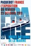 expositions, voyages, paquebot france, paris, normandie, ligne transatlantique, actu, actualité, musée national de la marine